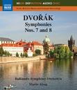 ドヴォルザーク: 交響曲第7番/第8番/ボルティモア交響楽団/マリン・オールソップ(指揮)