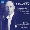 プロコフィエフ: 交響曲第3番/スキタイ組曲 他/サンパウロ交響楽団/マリン・オールソップ(指揮)