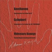ベートーヴェン: 交響曲第5番「運命」/シューベルト: 交響曲第7番「未完成」/読売日本交響楽団/近衛秀麿(指揮)
