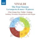 ヴィヴァルディ: ヴァイオリン協奏曲集「四季」/チョーリャン・リン(ヴァイオリン)/セジョン
