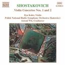 ショスタコーヴィチ: ヴァイオリン協奏曲第1番/第2番/アントニ・ヴィト(指揮)/イリヤ・カーラー(ヴァイオリン)/ポーランド国立放送交響楽団