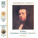 ショパン: ワルツ集 第1番 - 第19番/エコセーズ Op. 72/タランテラ Op. 49/イディル・ビレット(ピアノ)