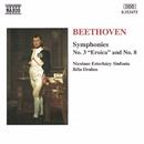 ベートーヴェン: 交響曲第3番「英雄」 /第8番/ベーラ・ドラホシュ(指揮)/ニコラウス・エステルハージ・シンフォニア