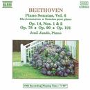 ベートーヴェン: ピアノ・ソナタ集 第6集 - 第9番/第10番/第24番/第27番/第28番/イェネ・ヤンドー(ピアノ)