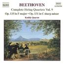 ベートーヴェン: 弦楽四重奏曲 Op. 135/Op. 131/コダーイ・クァルテット