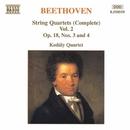 ベートーヴェン: 弦楽四重奏曲 Op. 18 No. 3, 4/コダーイ・クァルテット
