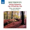 ベートーヴェン: 弦楽五重奏曲集/ジル・シャロン(ヴィオラ)/ファイン・アーツ四重奏団