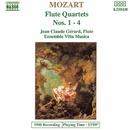 モーツァルト: フルート四重奏曲第1番 - 第4番/ジャン・クロード・ジェラール(フルート)/ヴィラ・ムジカ・アンサンブル