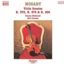 モーツァルト: ヴァイオリン・ソナタ K. 378/K. 376/K. 296/ヴォルフ・ハーデン(ピアノ)/西崎崇子(ヴァイオリン)