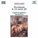 モーツァルト: ディヴェルティメント第2番 K.131/第15番 K.287/ハラルト・ネラート(指揮)/カペラ・イストロポリターナ