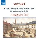 モーツァルト: ピアノ三重奏曲集 第1集/クングスバッカ・ピアノ三重奏団