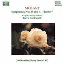 モーツァルト: 交響曲第40番/第41番「ジュピター」/バリー・ワーズワース(指揮)/カペラ・イストロポリターナ