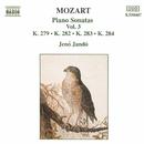 モーツァルト: ピアノ・ソナタ集 第3集 - K. 279/K. 282/K. 283/K. 284/イェネ・ヤンドー(ピアノ)
