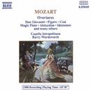モーツァルト: 歌劇序曲集/バリー・ワーズワース(指揮)/カペラ・イストロポリターナ