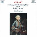 モーツァルト: 弦楽四重奏曲集 第1集 - 第16番/第18番/エデル四重奏団