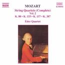 モーツァルト: 弦楽四重奏曲集 第2集 - 第1番/第2番/第4番/第14番/エデル四重奏団