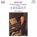 モーツァルト: 弦楽四重奏曲集 第5集 - 第7番/第8番/第9番/第22番/エデル四重奏団