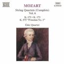 モーツァルト: 弦楽四重奏曲集 第6集 - 第12番/第13番/第21番/エデル四重奏団
