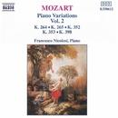 モーツァルト: ピアノ変奏曲集 第2集/フランチェスコ・ニコロージ(ピアノ)