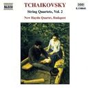 チャイコフスキー: 弦楽四重奏曲第2集/イシュトヴァーン・トート(コントラバス)/新ハイドン四重奏団