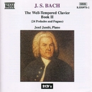 J.S. バッハ: 平均律クラヴィーア曲集第2巻/イェネ・ヤンドー(ピアノ)