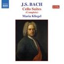 J.S. バッハ: 無伴奏チェロ組曲/マリア・クリーゲル(チェロ)