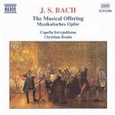 J.S. バッハ: 音楽の捧げもの BWV 1079/アリアネ・プフィスター(ヴァイオリン)/クリスティアン・ベンダ(チェロ)/クリスティアン・ベンダ(指揮)/ニルス=ティロ・クレマー(フルート)/ゼバスティアン・ベンダ(チェンバロ)/カペラ・イストロポリターナ