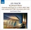 バッハ: 鍵盤音楽集/イェネ・ヤンドー(ピアノ)