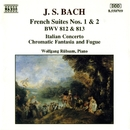 J.S. バッハ: フランス組曲第1番/第2番/イタリア協奏曲/他/ヴォルフガンク・リュプザム(ピアノ)