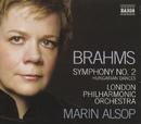 ブラームス: 交響曲第2番/ハンガリー舞曲集/マリン・オールソップ(指揮)/ロンドン・フィルハーモニー管弦楽団