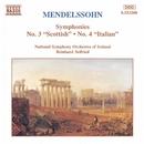 メンデルスゾーン: 交響曲第3番「スコットランド」/第4番「イタリア」/ラインハルト・ザイフリート(指揮)/アイルランド国立交響楽団
