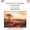 シューマン: ピアノ五重奏曲/ブラームス: ピアノ五重奏曲/イェネ・ヤンドー(ピアノ)/コダーイ・クァルテット