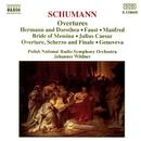 シューマン: 序曲集/ヨハネス・ヴィルトナー(指揮)/ポーランド国立放送交響楽団