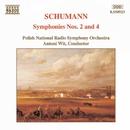シューマン: 交響曲第2番/第4番/アントニ・ヴィト(指揮)/ポーランド国立放送交響楽団