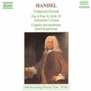 ヘンデル: 合奏協奏曲 Op. 6/アレクサンダーの饗宴/ヨーゼフ・コペルマン(指揮)/カペラ・イストロポリターナ