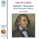 リスト: ピアノ曲全集 第22集 - バラード第1番/第2番/2つのポロネーズ/スイス風の3つの小品/他/ジャン・デューベ(ピアノ)