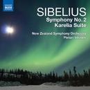 シベリウス: 交響曲第2番/カレリア組曲/ピエタリ・インキネン(指揮)/ニュージーランド交響楽団