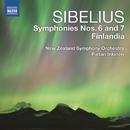 シベリウス: 交響曲第6番/第7番/交響詩「フィンランディア」/ピエタリ・インキネン(指揮)/ニュージーランド交響楽団