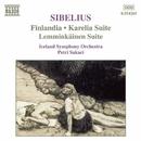シベリウス: 交響詩「フィンランディア」/組曲「カレリア」/組曲「レンミンカイネン」/ダディ・コルベインソン(コールアングレ)/ペトリ・サカリ(指揮)/リチャード・チャイコフスキー(チェロ)/アイスランド交響楽団
