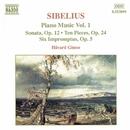 シベリウス: ピアノ作品全集 第1集/ホーヴァル・ギムセ(ピアノ)