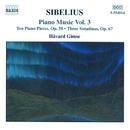 シベリウス: ピアノ作品全集 第3集/ホーヴァル・ギムセ(ピアノ)