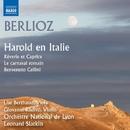 ベルリオーズ: イタリアのハロルド/他/ジョヴァンニ・ラディヴォ(ヴァイオリン)/レナード・スラットキン(指揮)/リーズ・ベルトー(ヴィオラ)/フランス国立リヨン管弦楽団