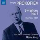 プロコフィエフ: 交響組曲「1941年」/交響曲第5番/マリン・オールソップ(指揮)/サンパウロ交響楽団