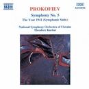 プロコフィエフ: 交響曲第5番/交響的組曲「1941年」/テオドレ・クチャル(指揮)/ウクライナ国立交響楽団