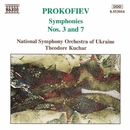 プロコフィエフ: 交響曲第3番/第7番/テオドレ・クチャル(指揮)/ウクライナ国立交響楽団