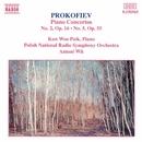 プロコフィエフ: ピアノ協奏曲第2番/第5番/アントニ・ヴィト(指揮)/クン・ウー・パイク(ピアノ)/ポーランド国立放送交響楽団