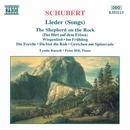 シューベルト: 歌曲集/リンダ・ラッセル(ソプラノ)/ピーター・ヒル(ピアノ)