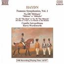 ハイドン: 交響曲第82番「熊」/第96番「奇跡」/第100番「軍隊」/バリー・ワーズワース(指揮)/カペラ・イストロポリターナ