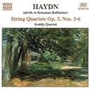 ハイドン: 弦楽四重奏曲 Op. 3 第3番 - 第6番/コダーイ・クァルテット
