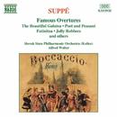 スッペ: 序曲名曲集/アルフレート・ヴァルター(指揮)/スロヴァキア国立コシツェ・フィルハーモニー管弦楽団